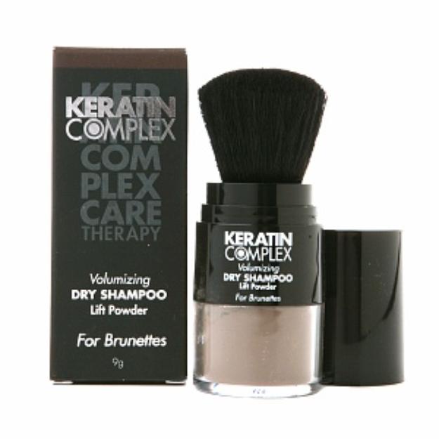Keratin Complex by Coppola Volumizing Dry Shampoo Lift Powder - For Brunettes