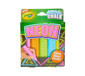 Crayola Special Effects Sidewalk Chalk - Neon
