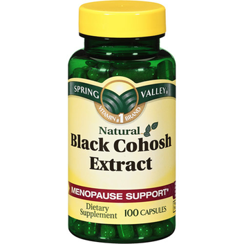Spring Valley BLACK COHOSH CAPS 100 (NF)
