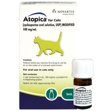 ATOPICA™ for Cats