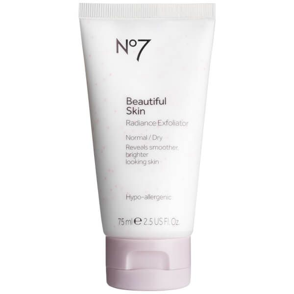 No7 Beautiful Skin Radiance Exfoliator