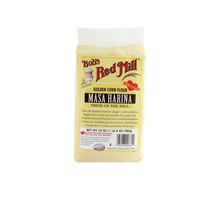 Bob's Red Mill Golden Masa Harina Corn Flour