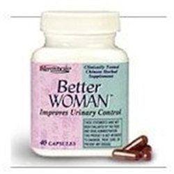Interceuticals Inc. - BetterWOMAN - 40 Capsules