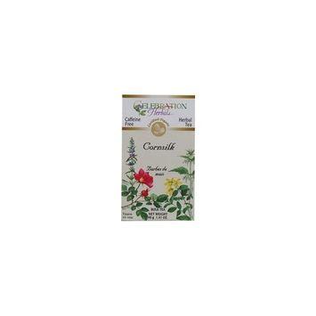 Celebration Herbals Organic Cornsilk BulkTea Caffeine Free -- 40 g