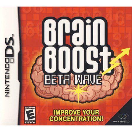 Brain Boost: Beta Wave (Nintendo DS)