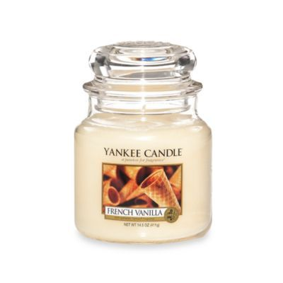 Yankee Candle French Vanilla Classic Candle Jar