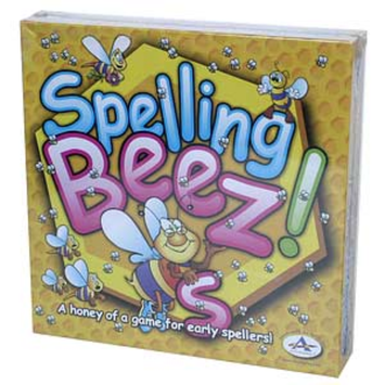 Spelling Beez Alphabet Learning Game Ages 4-8, 1 ea