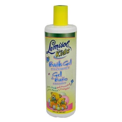 Lemisol Kids Bath Gel for Children 16oz