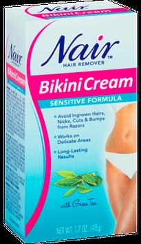 Nair™ Bikini Cream Sensitive Formula with Green Tea