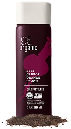 Bolthouse Farms 1915 Beet Cold Carrot Orange Lemon Organic