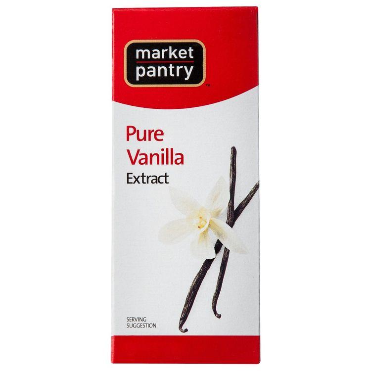 Market Pantry Pure Vanilla Extract - 2 oz.