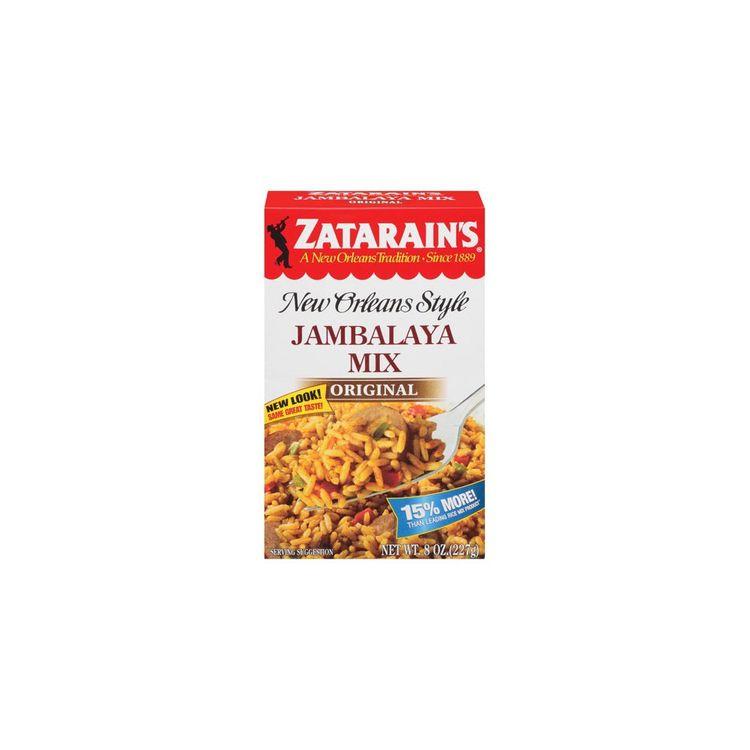 Zatarain's Jambalaya Rice Mix 8-oz.