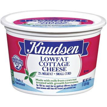 Knudsen Low-fat Cottage Cheese 16 oz