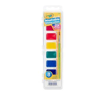 Crayola Washable Watercolor Paints