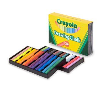 Crayola Assorted Colors Art Chalk