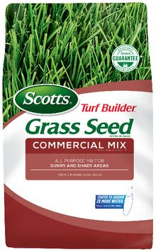 Scotts® Turf Builder® Grass Seed Commercial Mix