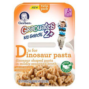 Gerber® Baby Food Entree