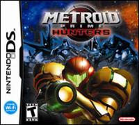 Nintendo Metroid Prime Hunters