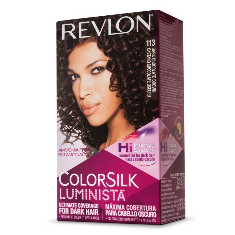 Revlon ColorSilk Luminista™ Hair Color