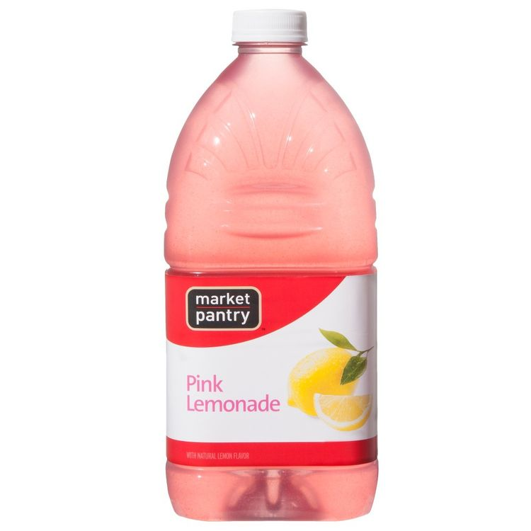 Clement Pappas Market Pantry Pink Lemonade 64 oz