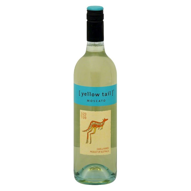 [Yellow Tail] Moscato Casella Wine 750 ml