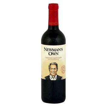 Trinchero Newman's Own 2007 California Cabernet Sauvignon Wine 750 ml