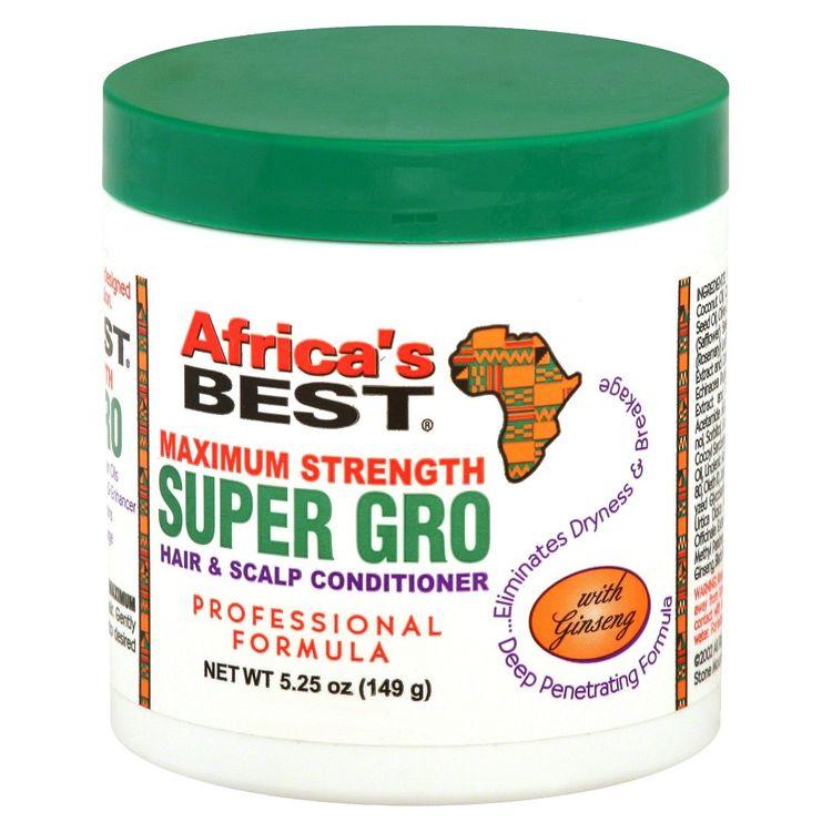 Africa's Best AFRICAS BEST 5.25Oz Super Gro Max