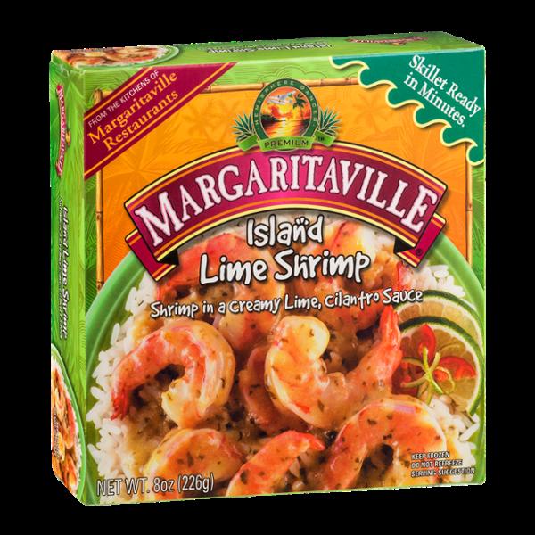 Margaritaville Island Lime Shrimp