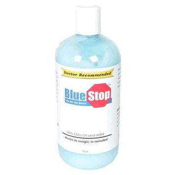 Clavel Bluestop Pain Relief, 16 oz