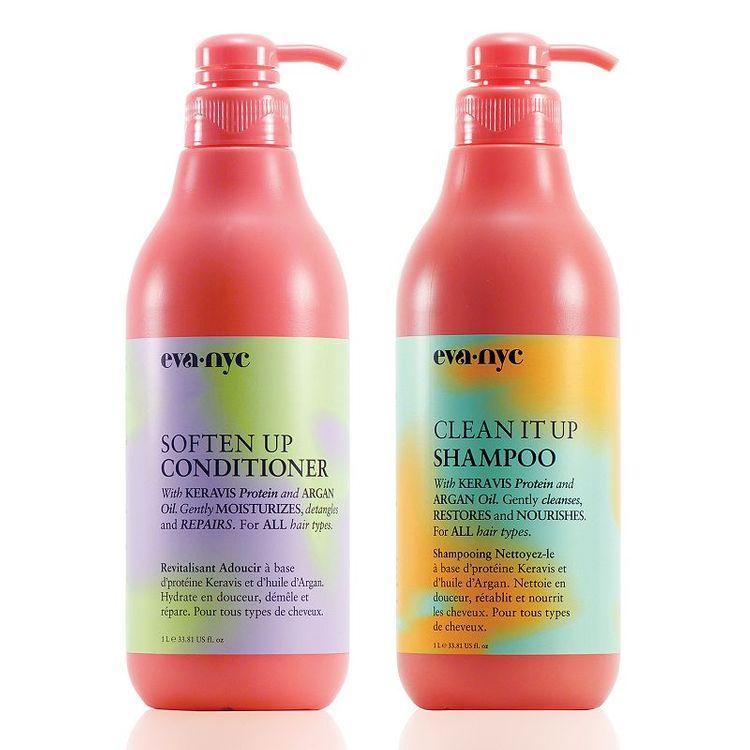 Eva NYC Shampoo & Conditioner Set