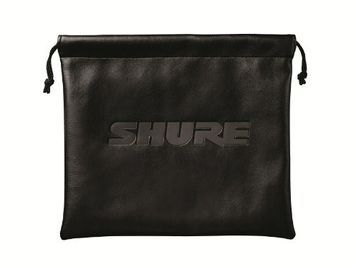 Shure HPACP1 Carrying Pouch for SRH240, SRH440, SRH840, SRH750DJ Headphones