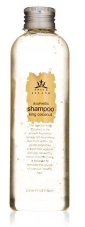 Spice Island Shampoo - King Coconut, 7.1 oz.