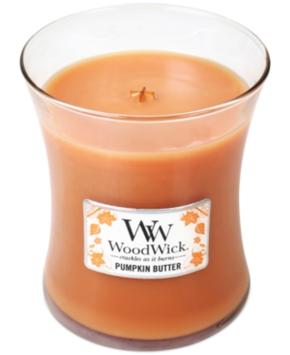 Woodwick Candle WoodWick Candle Medium Pumpkin Butter Jar