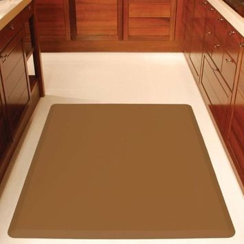 Brookstone WellnessMats Original Smooth Anti-Fatigue Floor Mat