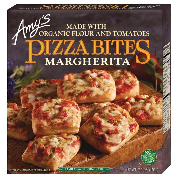 Amy's Kitchen Margherita Pizza Bites