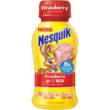 Nesquik® Lowfat Strawberry