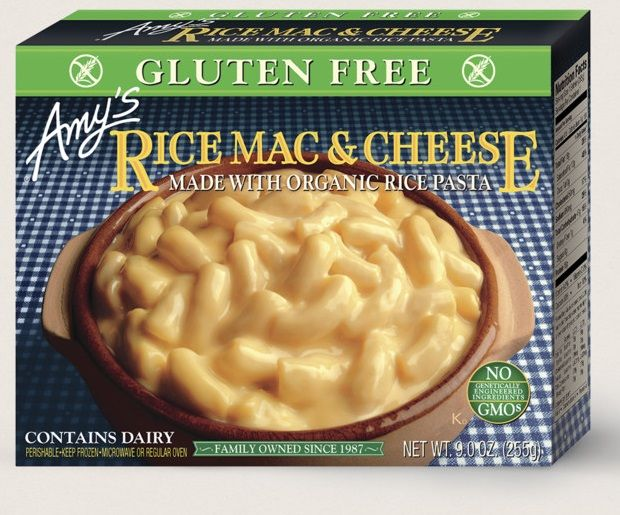 Amy's Kitchen Rice Mac & Cheese, Gluten Free