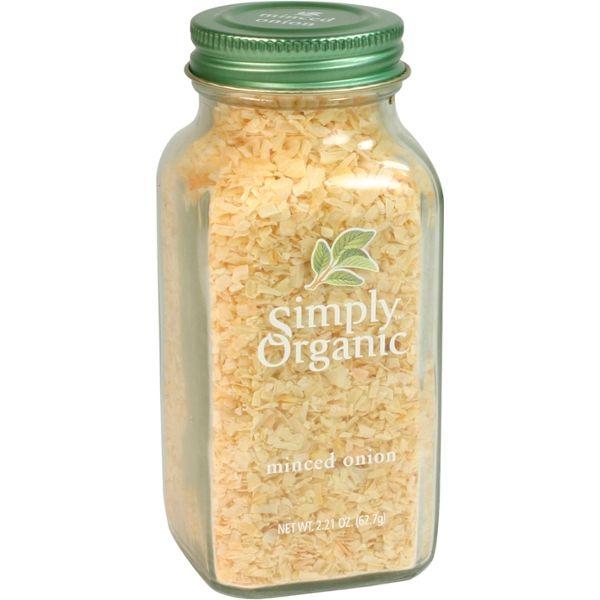 Simply Organic Certified Organic Onion Minced