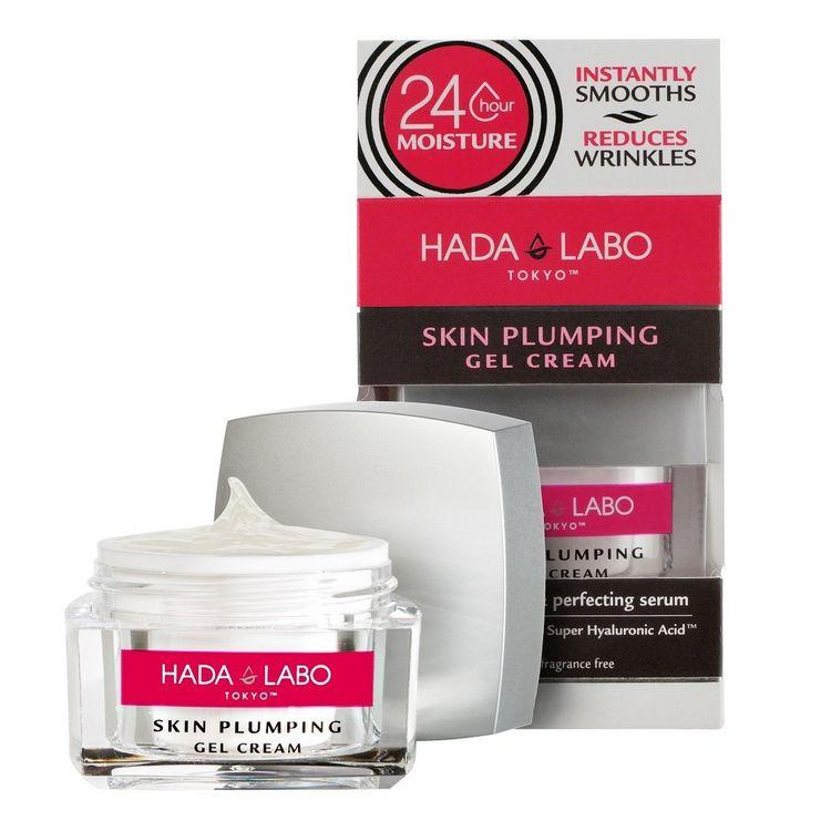 Hada Labo Tokyo Skin Plumping Gel Cream and Perfecting Serum - 1.76 oz