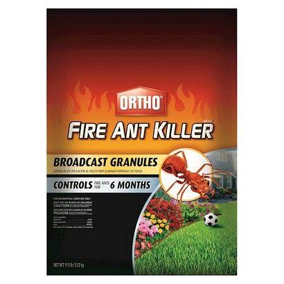 Scott's Bug Killer: Ortho Fire Ant Killer Max Broadcast 11.5lb Granules