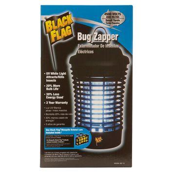 Greenscapes Home Garden Products Black Flag BZ-15 15-Watt Outdoor Bug Zapper