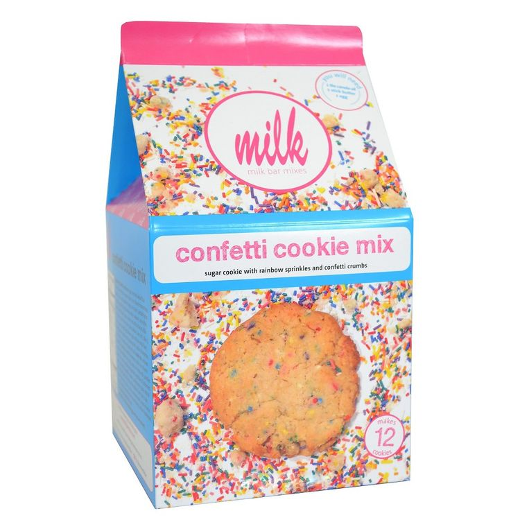 Milk-bar Milk Bar Confetti Cookie Mix 17.7 oz