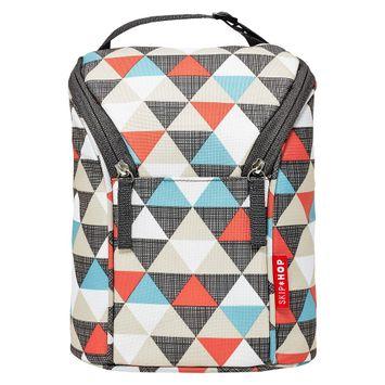 Grab & go double bottle bag by Skip Hop