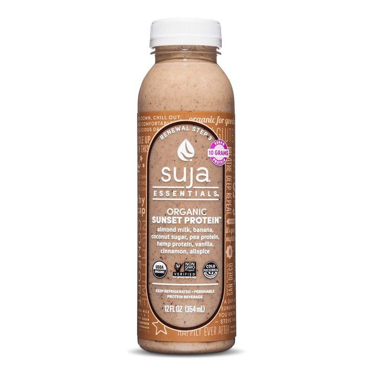 Suja Essentials Organic Sunset Protein 12 oz