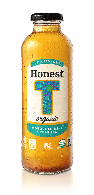 Honest TeaOrganic Moroccan Mint Green Tea