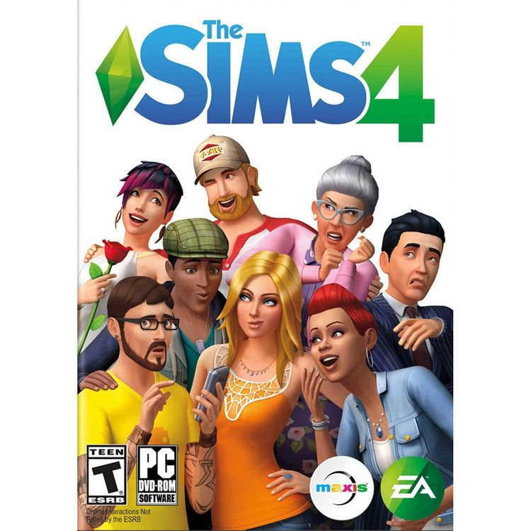 Electronic Arts The Sims 4 (PC/MAC) Reviews 2021