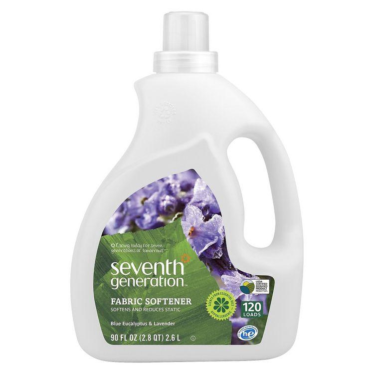 Seventh Generation Blue Eucalyptus & Lavender Fabric Softener
