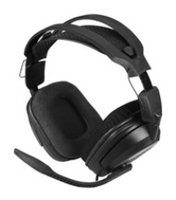 Red Samurai PlayStation 3 Stereo Gaming Headset