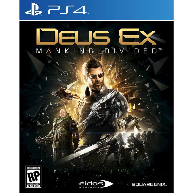Square Enix Llc PS4 - Deus Ex Mankind Divided