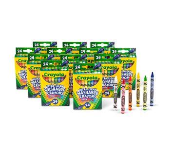 Crayola 24 Box Classpack of 24 Count Crayons